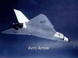 Avro Arrow fastest jet of 1959 destroyed by Canadian Convervative Government.