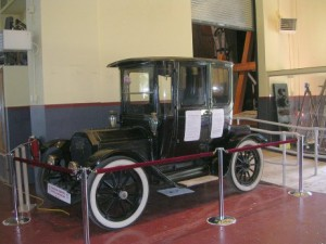 Detroit Electric Car from 1912 ran on Nickel Iron Battery.